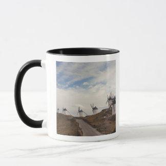 Consuegra, antique La Mancha windmills 4 Mug