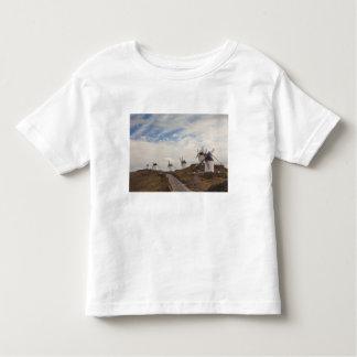 Consuegra, antique La Mancha windmills 4 Shirts