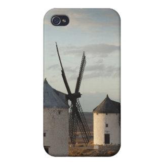 Consuegra, antique La Mancha windmills 5 iPhone 4 Covers