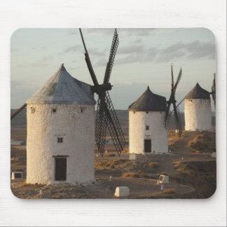 Consuegra, antique La Mancha windmills 5 Mouse Pad