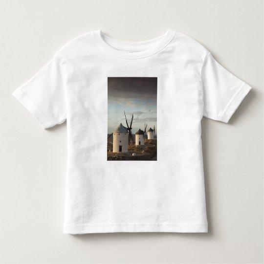 Consuegra, antique La Mancha windmills 5 Toddler T-shirt