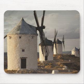 Consuegra, antique La Mancha windmills 6 Mouse Pad