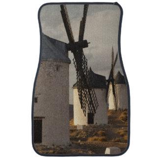 Consuegra, antique La Mancha windmills 6 Floor Mat