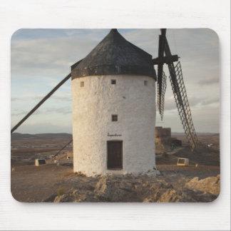 Consuegra, antique La Mancha windmills 7 Mouse Pad