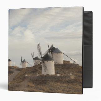 Consuegra, antique La Mancha windmills Binder