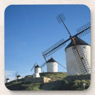 Consuegra, La Mancha, España, molinoes de viento 2 Posavaso