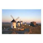 Consuegra, La Mancha, España, molinoes de viento Cojinete