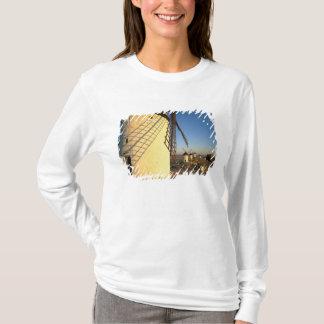Consuegra, La Mancha, Spain, windmills and T-Shirt