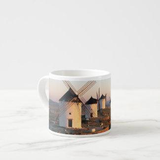 Consuegra, La Mancha, Spain, windmills Espresso Cup