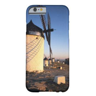 Consuegra, La Mancha, Spain, windmills iPhone 6 Case