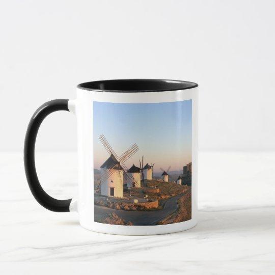 Consuegra, La Mancha, Spain, windmills Mug