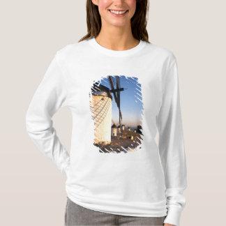 Consuegra, La Mancha, Spain, windmills T-Shirt