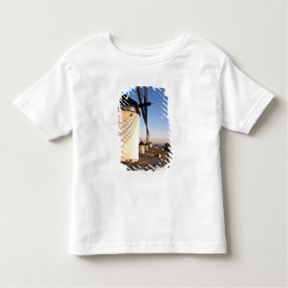 Consuegra, La Mancha, Spain, windmills Toddler T-shirt