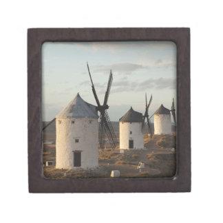 Consuegra, molinoes de viento antiguos 5 de Mancha Caja De Recuerdo De Calidad