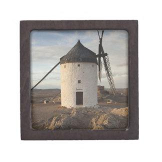 Consuegra, molinoes de viento antiguos 7 de Mancha Caja De Regalo De Calidad