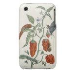 """Consuelda, """"de un herbario curioso"""", 1782 (inglés funda para iPhone 3"""