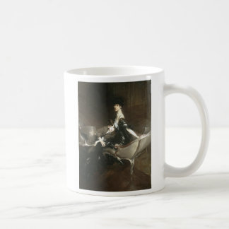 Consuelo Vanderbilt and Son Ivor, Giovanni Boldini Coffee Mug