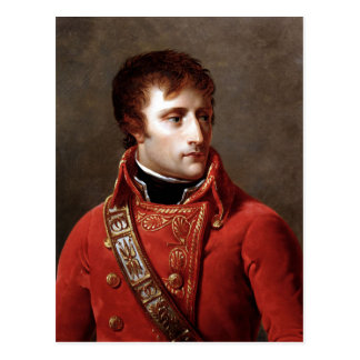 Consul Bonaparte Postcard