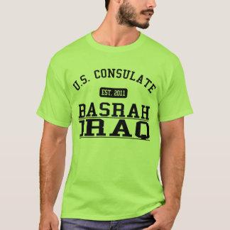 Consulado general Basrah, Iraq Playera