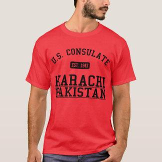 Consulado general Karachi, Paquistán Playera