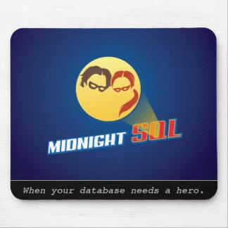 Consulta de MidnightSQL - cojín de ratón Alfombrillas De Raton