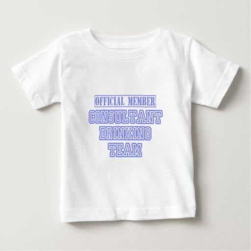 Consultant Drinking Team Tshirt T-Shirt, Hoodie, Sweatshirt