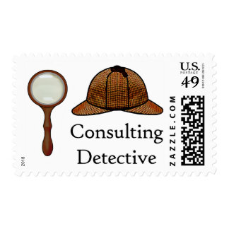 Consulting Detective Stamps