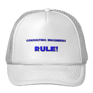 Consulting Engineers Rule! Hat