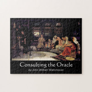 Consulting the Oracle 1884 - Puzzle