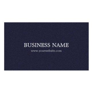 Consultor azul texturizado elegante minimalista tarjetas de visita