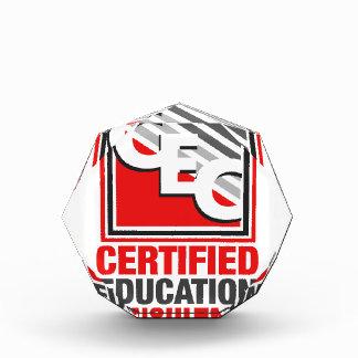 Consultor certificado de la educación