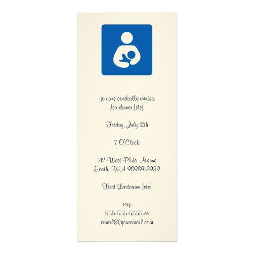 Consultor de la lactancia comunicado personalizado