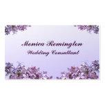 Consultor del boda de la lila