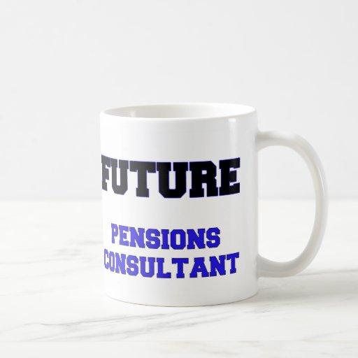 Consultor futuro de las pensiones taza básica blanca