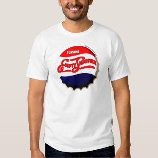 Consume Empty Signifier! A literatee parody. T-Shirt