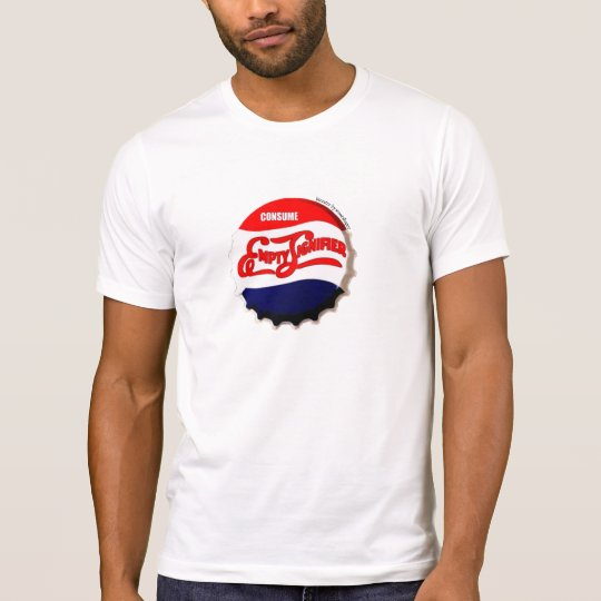 Consume Empty Signifier: T-Shirt