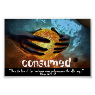 Consumed Posters