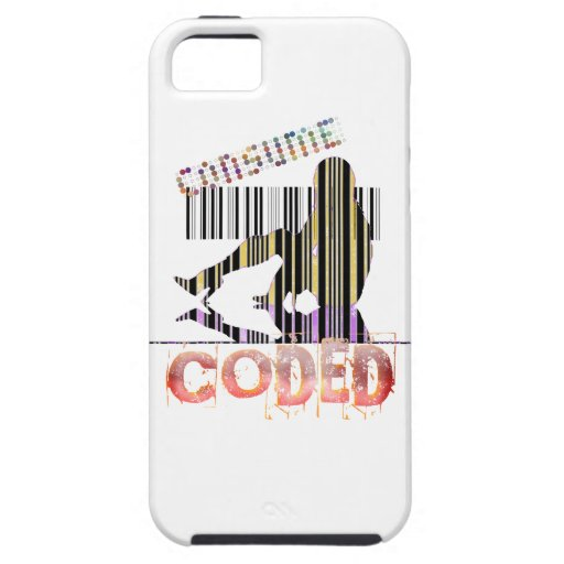 Consumer Bar Code iPhone 5 Cover