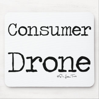 Consumer Drone Mouse Pad