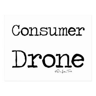 Consumer Drone Postcard