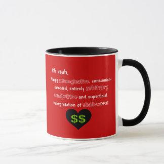 Consumerist Anti-Valentine Mug