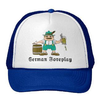 Consumición alemana gorro