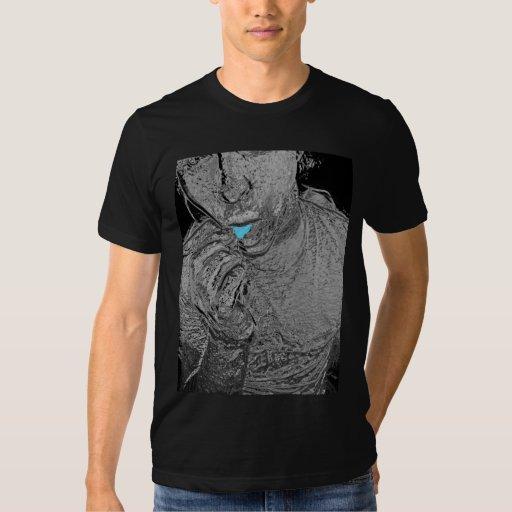 Consumición de la camiseta del microprocesador polera