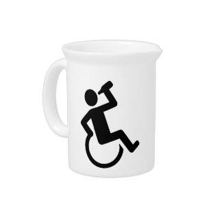 Consumición de la silla de ruedas