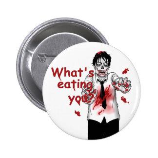 Consumición del zombi pin