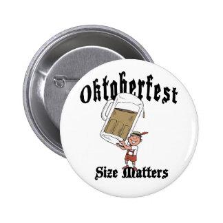 Consumición divertida de Oktoberfest Pin