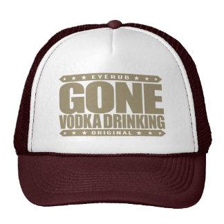 CONSUMICIÓN IDA de la VODKA - fiesta y bebida como Gorras
