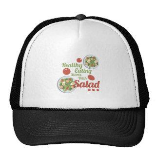 Consumición sana gorra