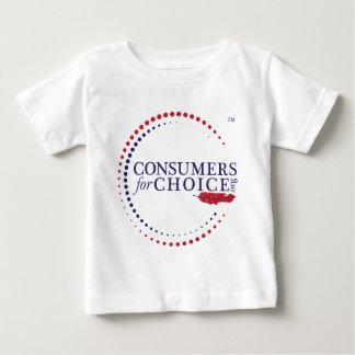 Consumidores para la opción tshirt