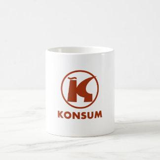 Consumo Tazas De Café
